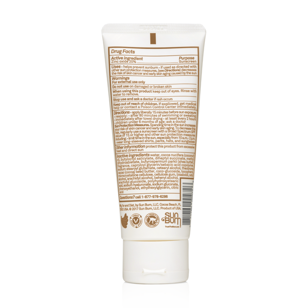 Sun Bum Mineral SPF 30 Sunscreen Lotion