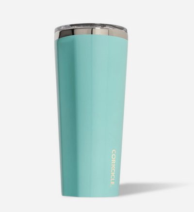 Corkcicle 24oz Gloss Turquoise