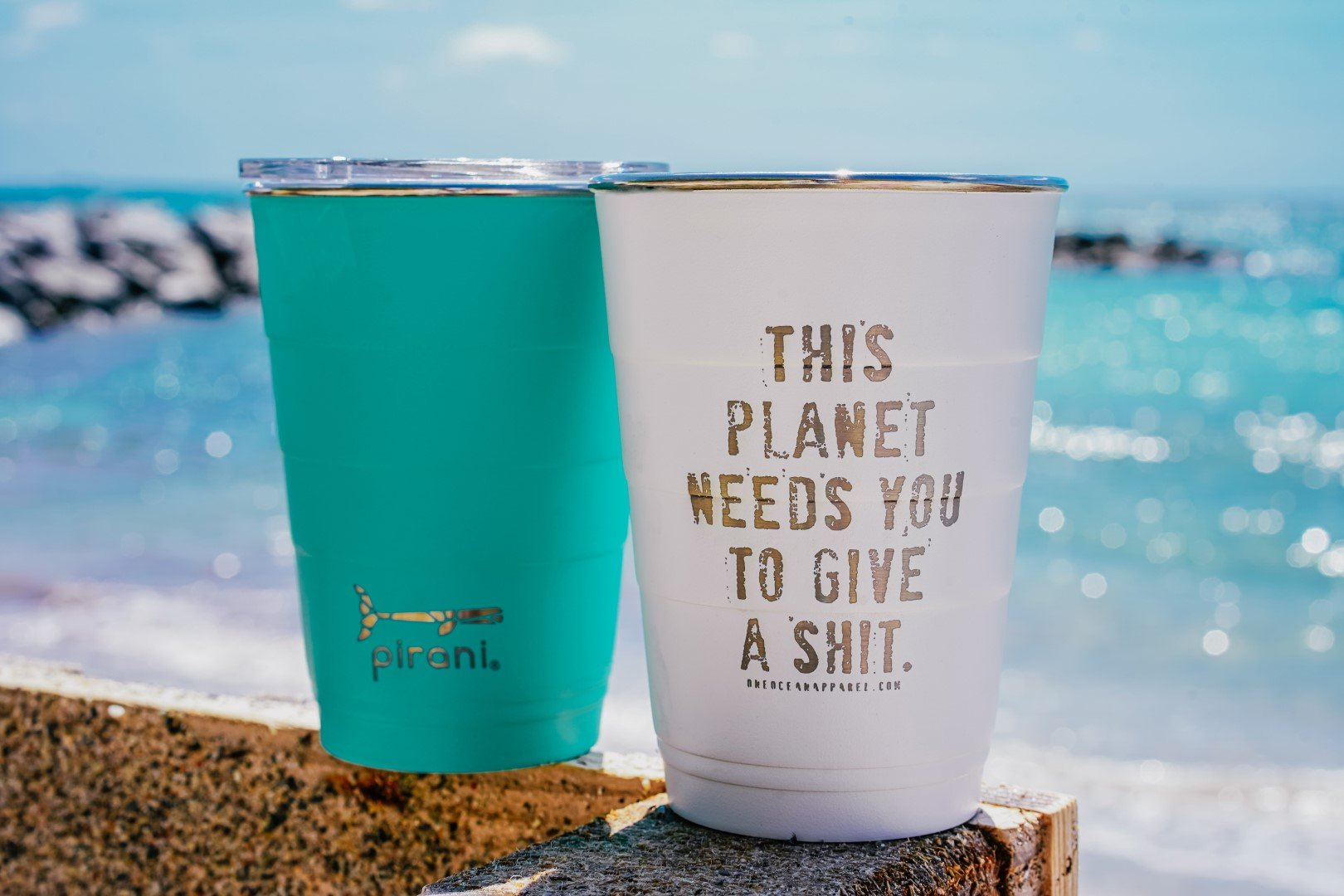 This Planet Pirani Party Tumbler