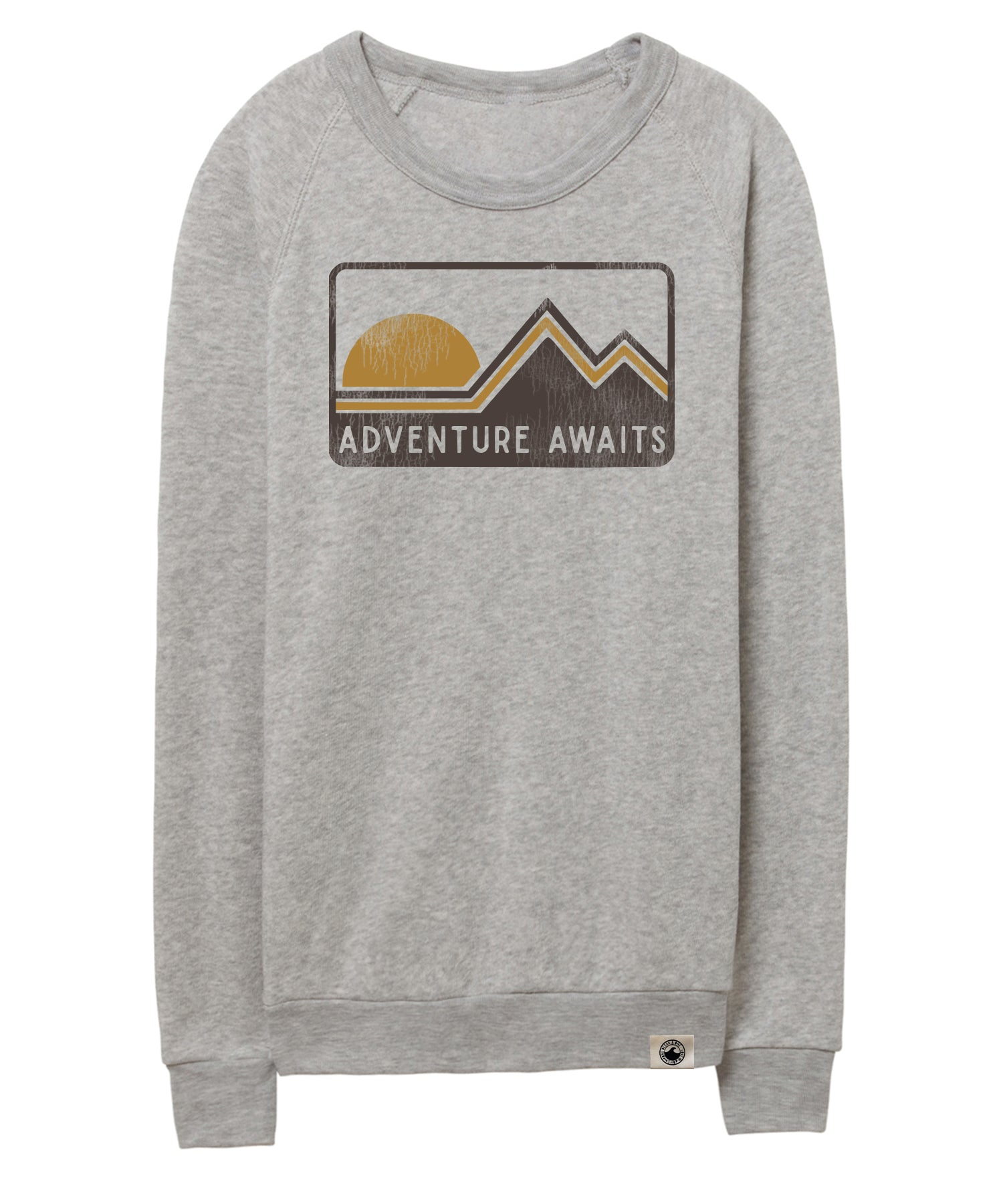 Adventure Awaits Crewneck Sweatshirt