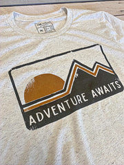 Adventure Awaits T