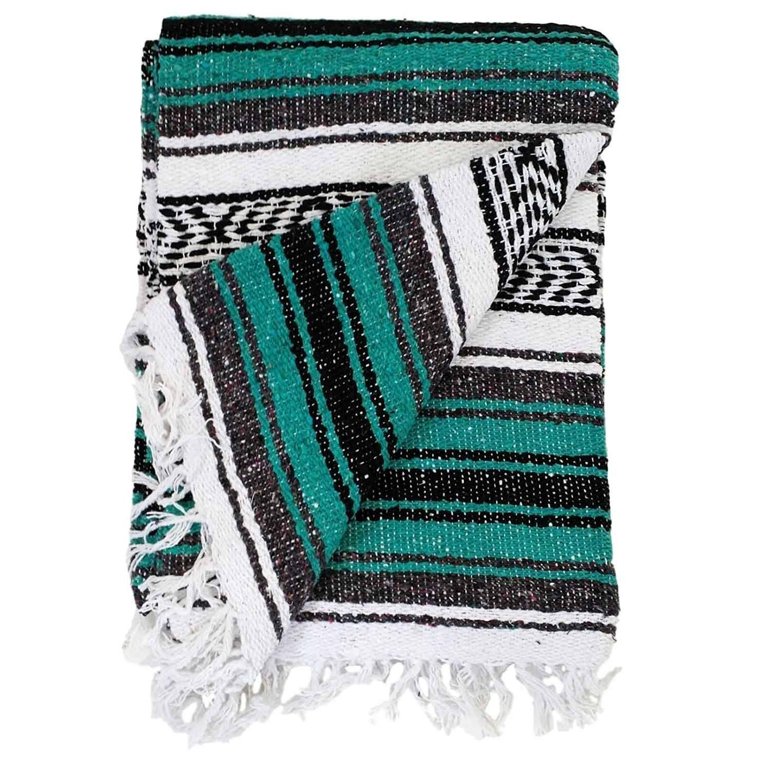 Copy of One Ocean XL Beach Blanket - Sea Green
