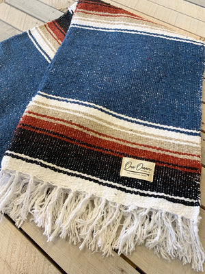 One Ocean XL Harvest Moon Baja Diamond Beach Blanket