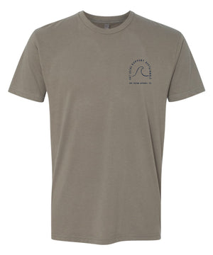 Eat Local Mens Seal T