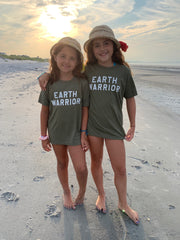 Earth Warrior Kids T