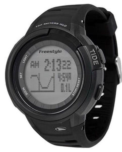 Mariners Tide Black Freestyle Watch