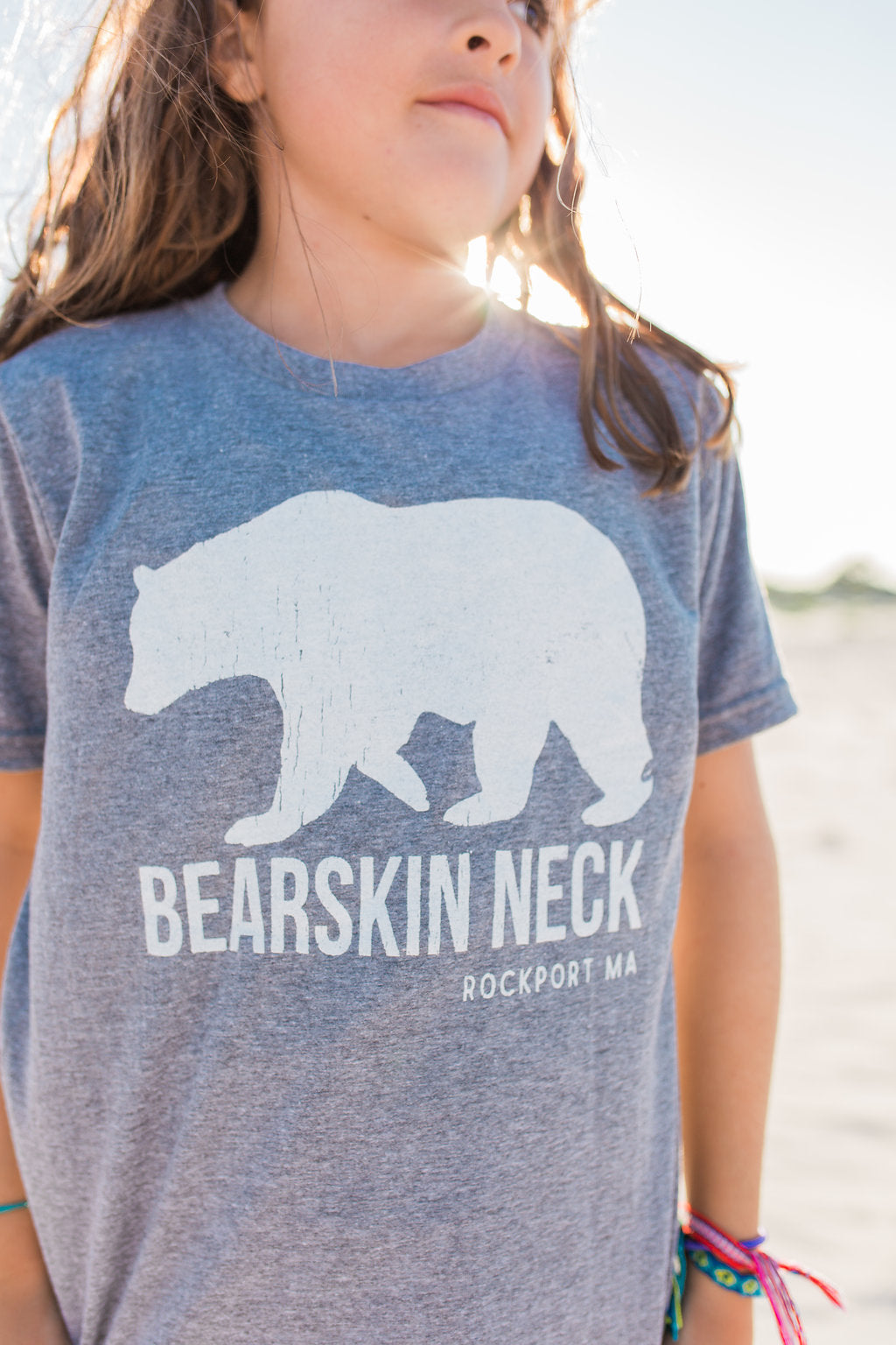 Bearskin Neck Kids T