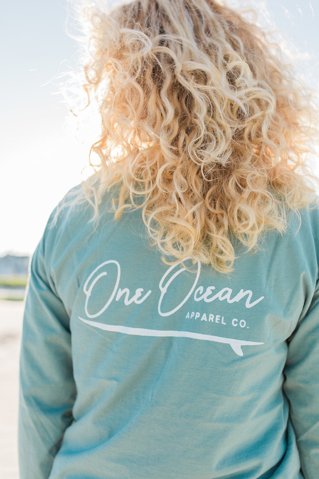 One Ocean Surfboard Long Sleeve