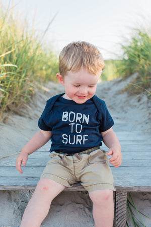 Born To Surf Onesie