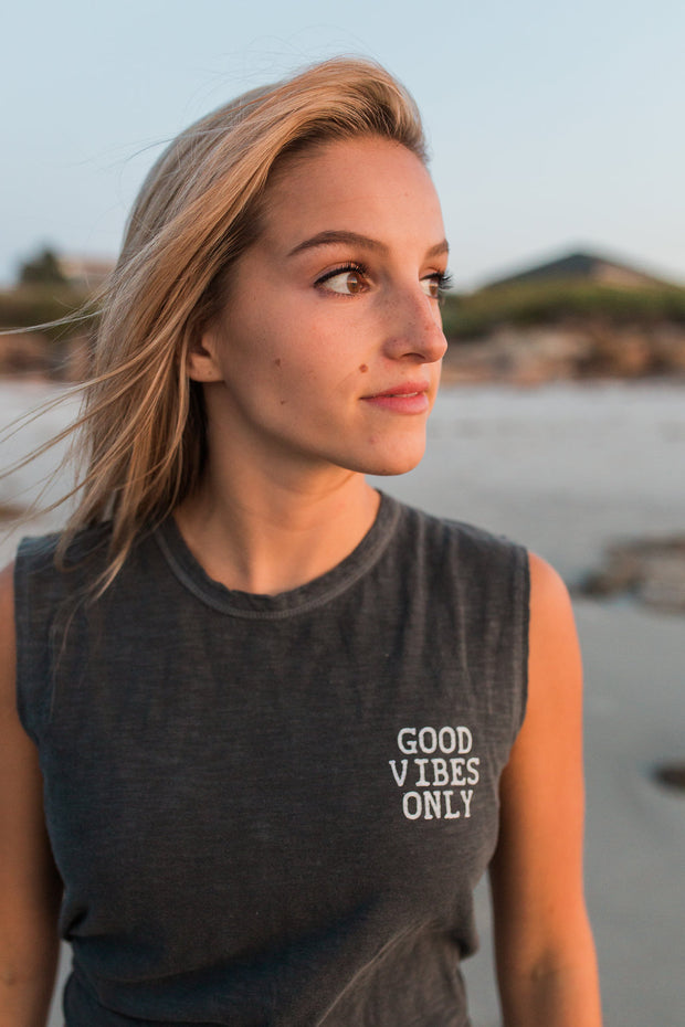 Good Vibes Only Tank Top