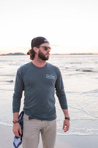 One Ocean Surfboard Long Sleeve T