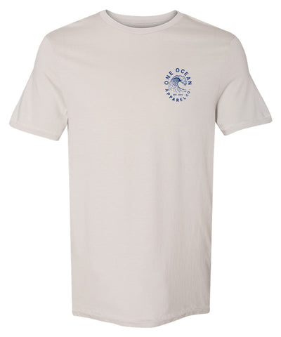 One Ocean Apparel Co Wave T