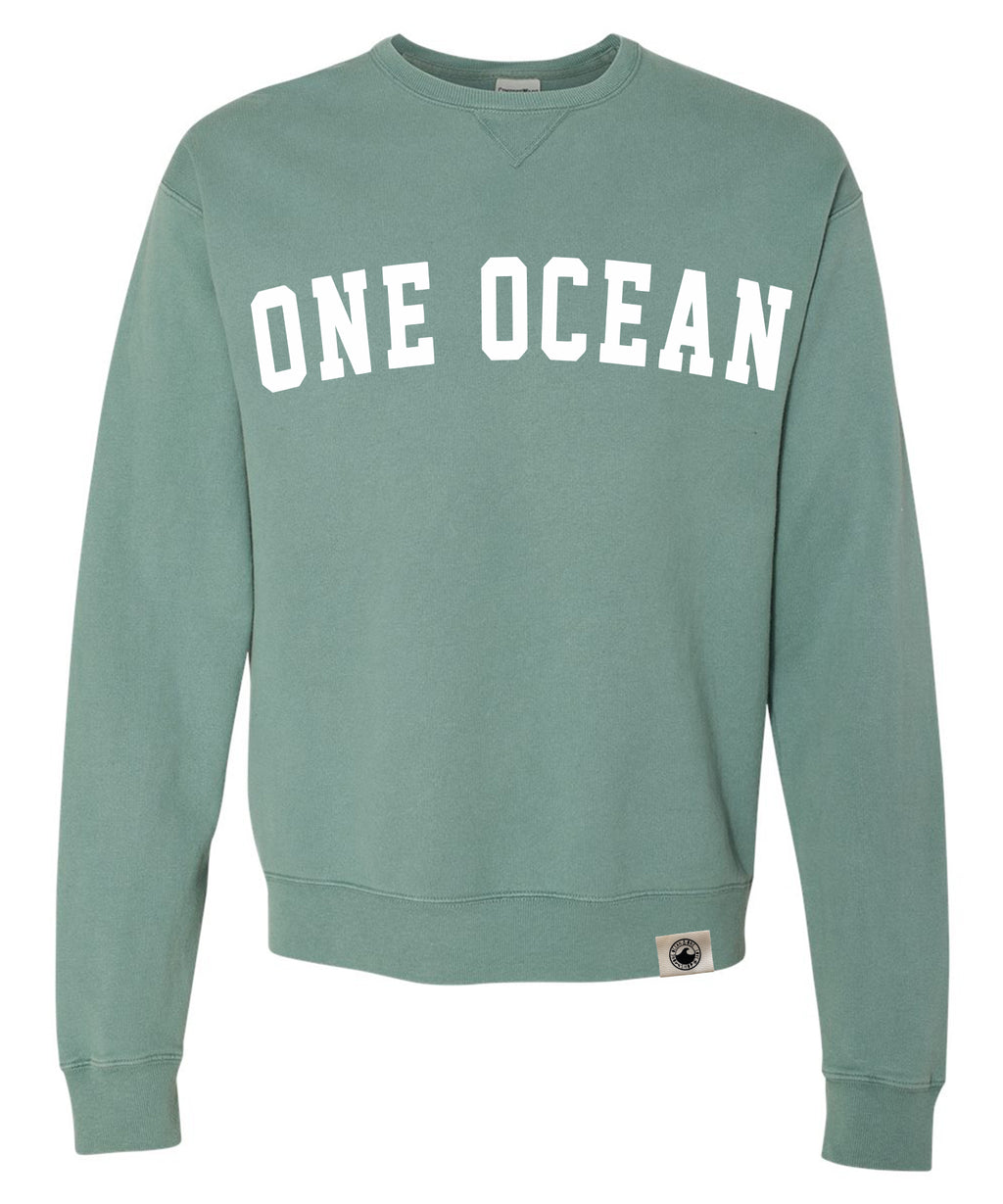 One Ocean Crewneck Sweatshirt