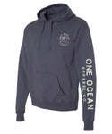 One Ocean Apparel Co. Sleeve Logo Hoodie