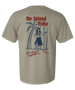 On Island Time Mens T