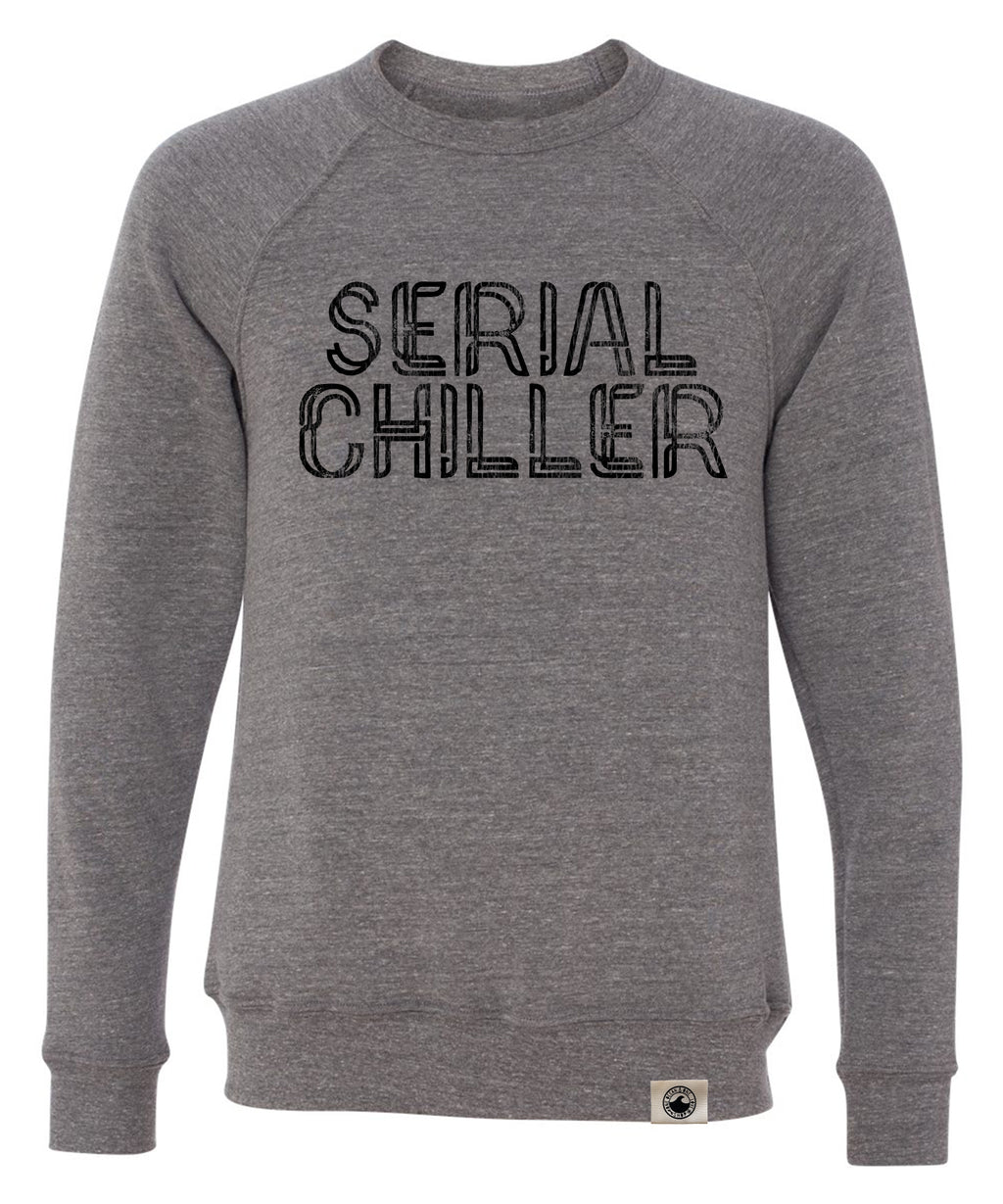 Serial Chiller Crewneck Sweatshirt