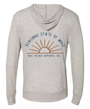 Sunshine State Of Mind Lightweight Zip Hoodie