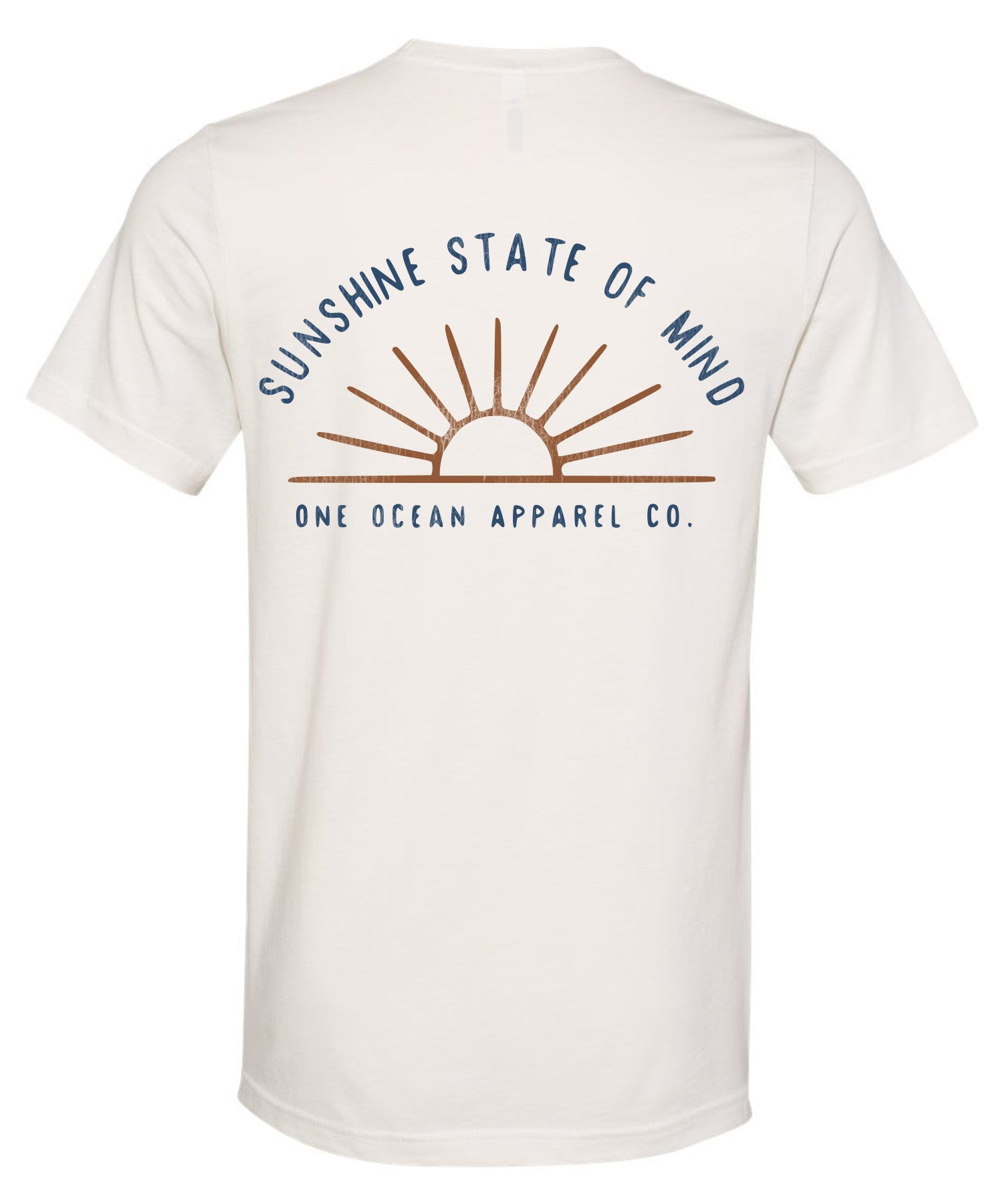 Sunshine State Of Mind Vintage T