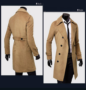 Long Trench Coat Collection