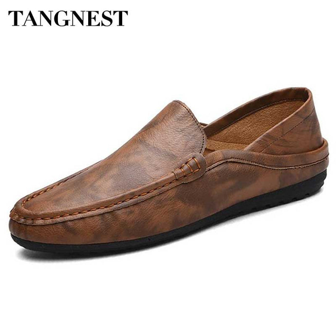 Classic Brown Loafer