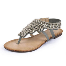 Rhinestone Sandals - 2 Colors