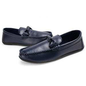 Modern Loafer - Leather