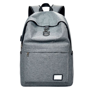 USB Charger Backpack