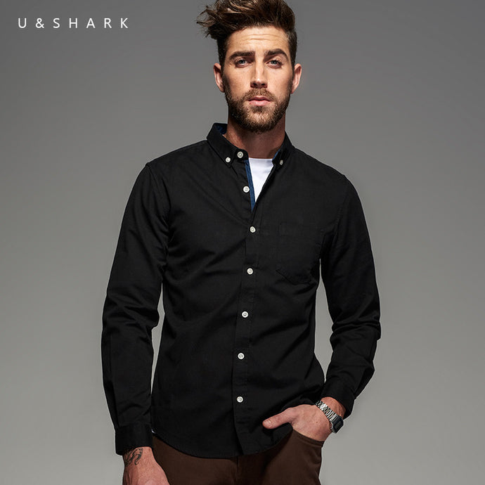 Designer Long Sleeve Button Down
