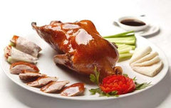 maltose glazed peking duck