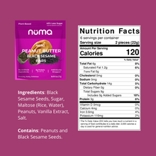 NEW! Numa Mini Peanut Butter Bars - Select Your Flavor
