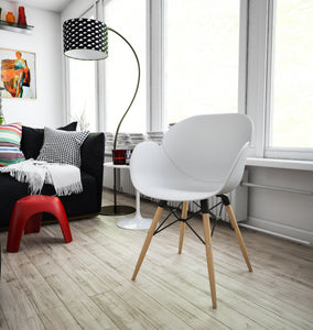 4x Barcelona Dining Chair