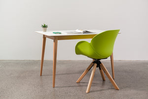 Angelholm and Barcelona Green Study Furniture Package