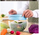 The Super Salad Maker
