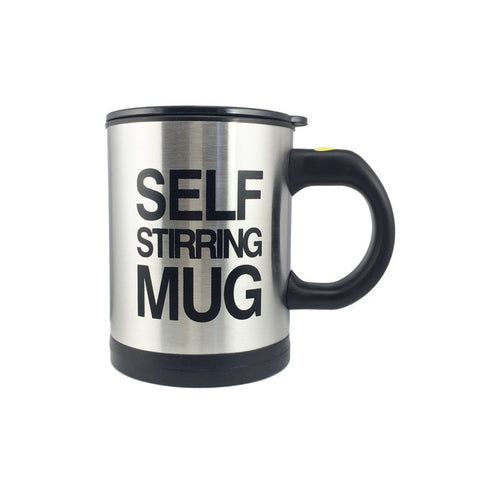 World Famous Self-Stirring Coffee Mug