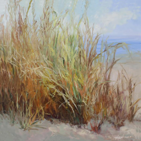 Betty Neubauer  - Beach Grass