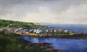 View of Perkins Cove