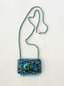 Necklace #23 - Calming Influences Exhibit