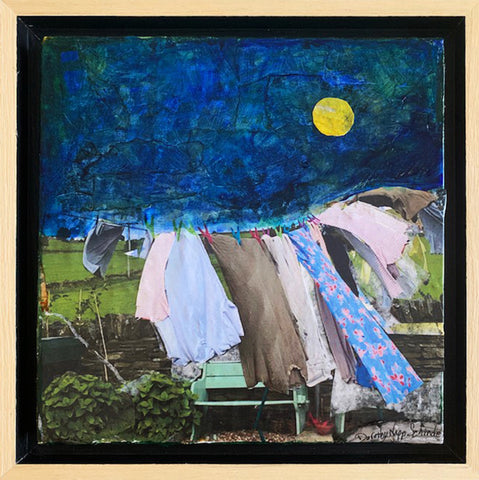 SOLD - Night Breeze Near The Moors