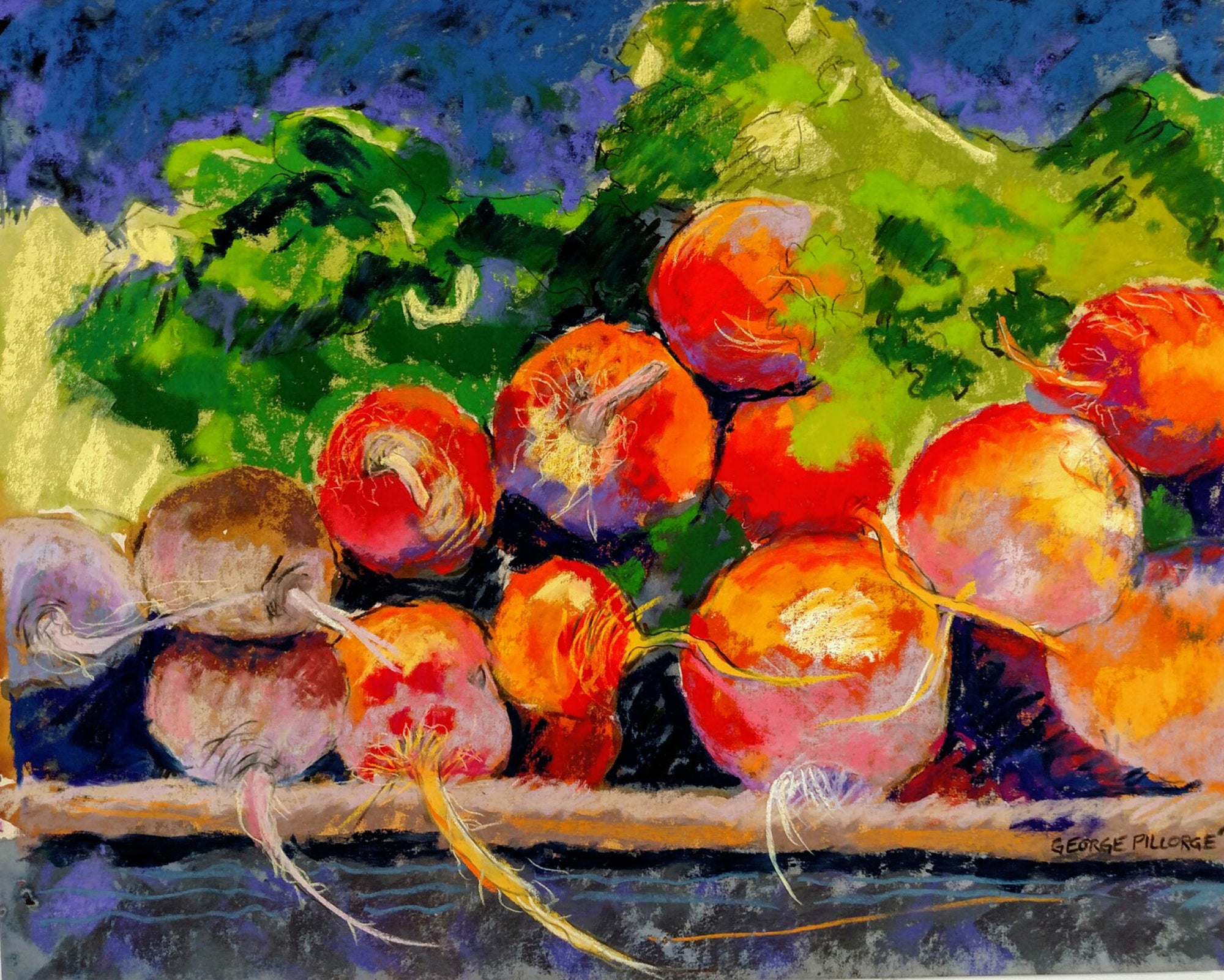 SOLD! - Orange Beets