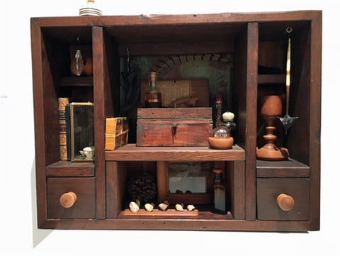 Healers Cabinet