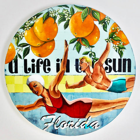 A Life In the Sun - SOLD
