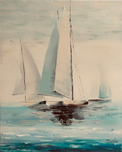 Rita Ziegler - Shadowed Sails