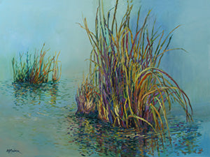 Betty Neubauer - Marsh Grass