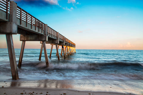 Vero Beach Pier - SOLD