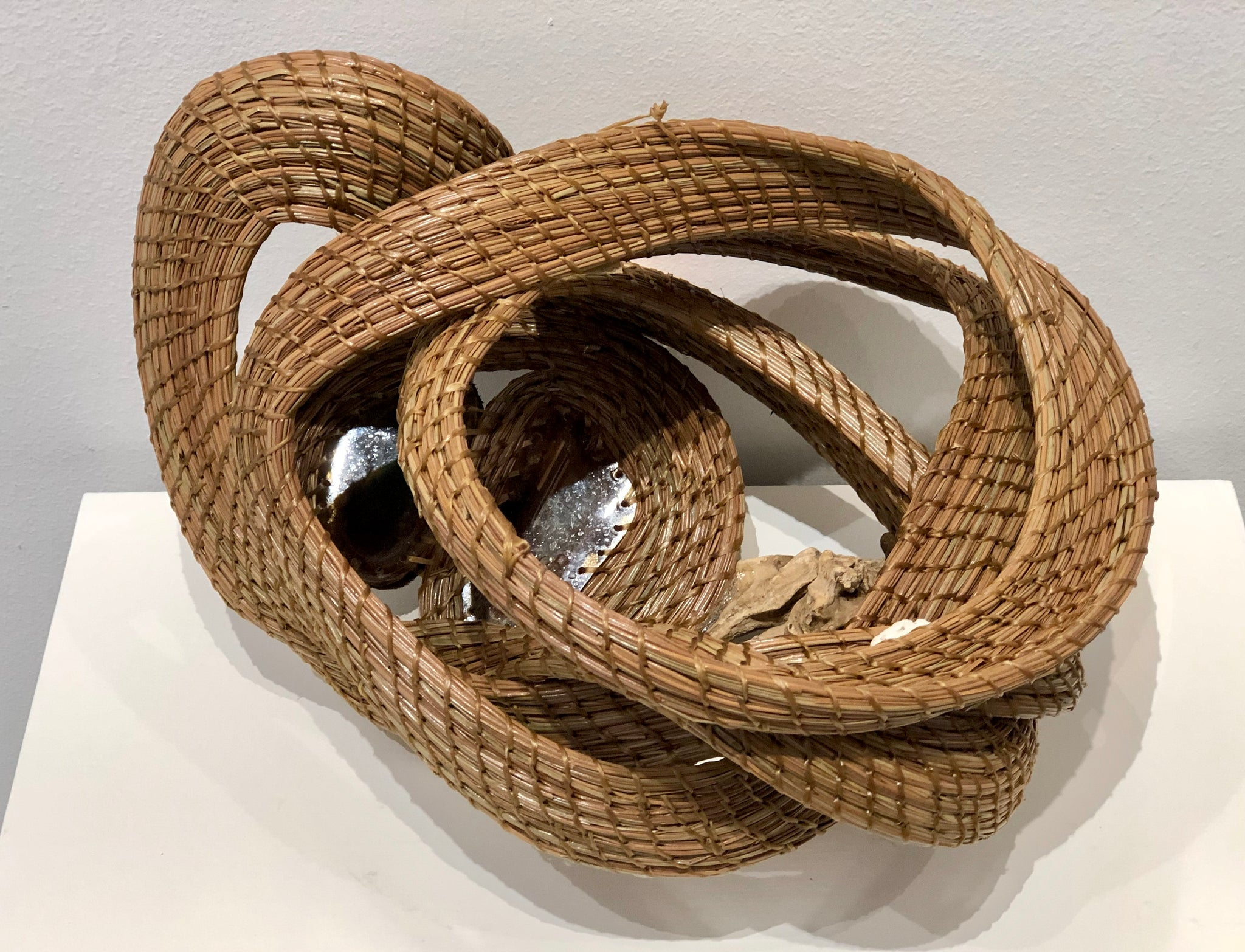 Sculptural Basket