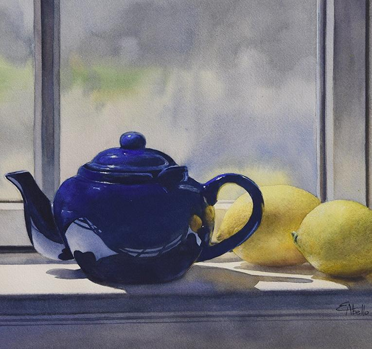 Still Life by the Window
