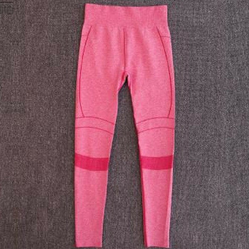 The Gaby-Yoga Pants Pink