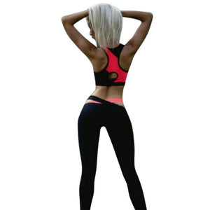 Roxi-Two Piece Yoga Pants