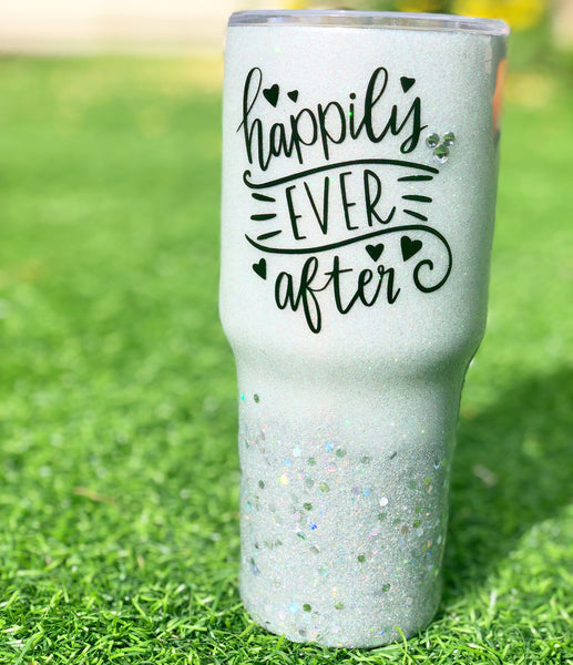 Happily Ever After Stainless Steel Tumbler