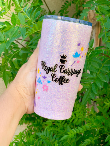 Royal Carriage Coffee Magical tumbler